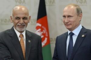 Ghani and Putin