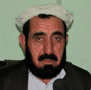 Haji Ghalib Mujahid (photo by RFE/RL)
