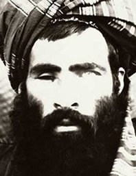 "Alleged photo of ""Mullah Omar""."