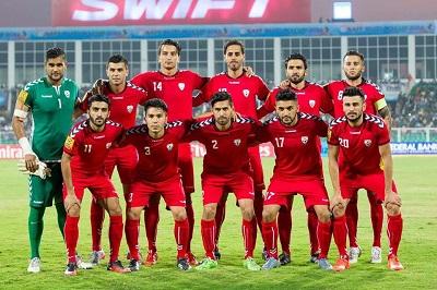 Afghanistan's national football team