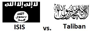 isis_vs_taliban
