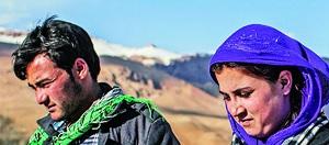 Zakia and Ali