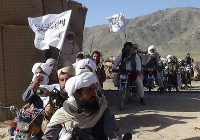 Taliban militants (file photo)