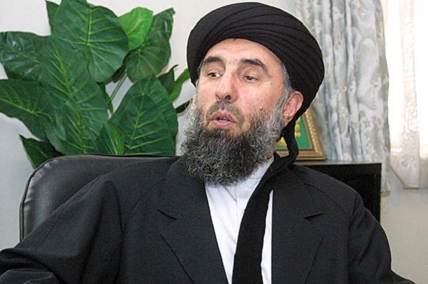 Hekmatyar, head of Hizb-e-Islami.