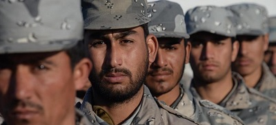 Afghan Police (file photo)