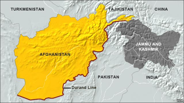 afghanistan and pakistan relationship with other countries
