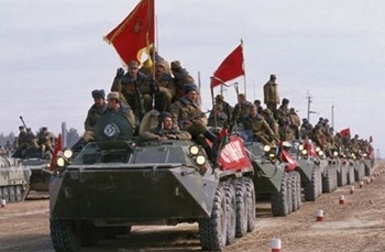 Soviet Troops (file photo)