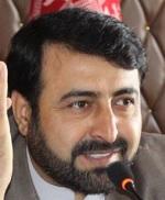 Helmand Governor Hayatullah Hayat