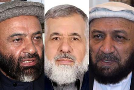 Hizb-e-Islami-members