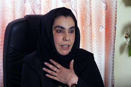 Friba Ahmadi