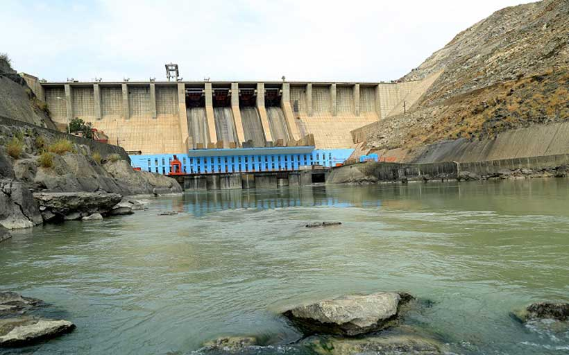 The Naghlu Hydropower Plant, Photo Credit: Rumi Consultancy/World Bank