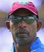 Afghanistan' Coach Phil Simmons