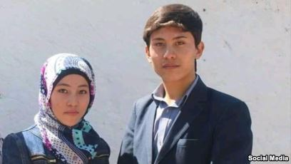 Farzana and Atta were the first in the family to finish school.