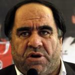 Keramuudin Karim, the president of the Afghanistan Football Federation