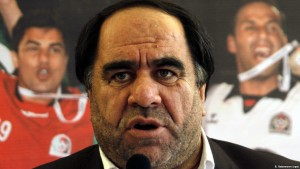 he Afghanistan FA president, Keramuudin Karim, has been suspended by Fifa since December 2018.