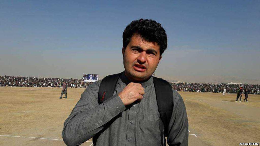 Ahmad Shah was killed last April.