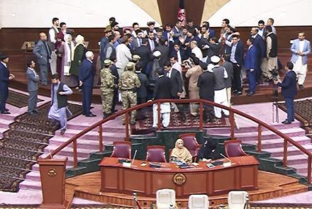 parliament_brawl