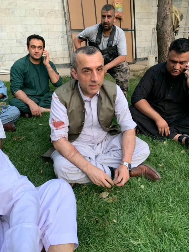 Saleh-injured