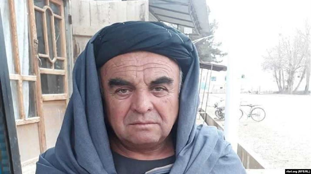 Baz Muhammad was killed by his own son's Taliban unit just hours after speaking to RFE/RL's Radio Free Afghanistan.